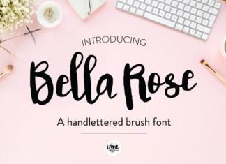 Bella Rose Font
