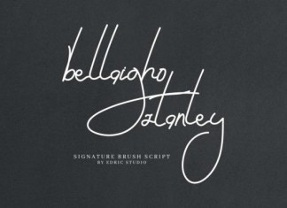 Bellaigho Stanley Font