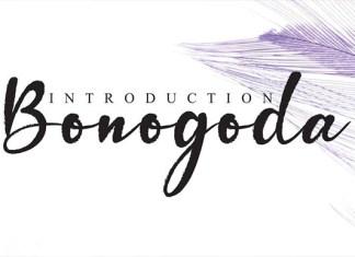 Bonogoda Font