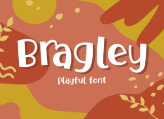 Bragley  Font
