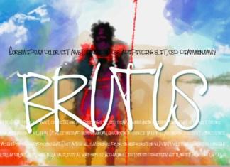 Brutus Font