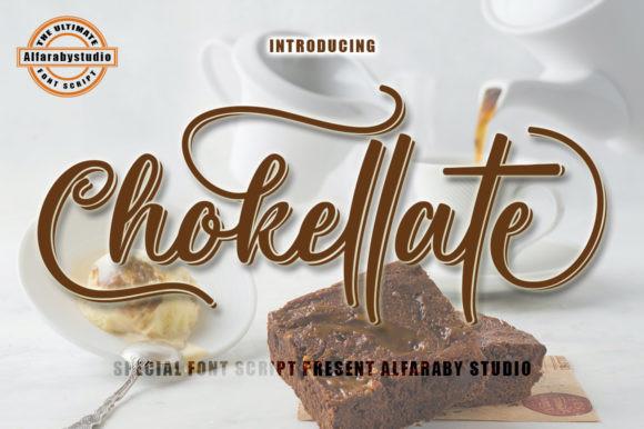Chokellate Font