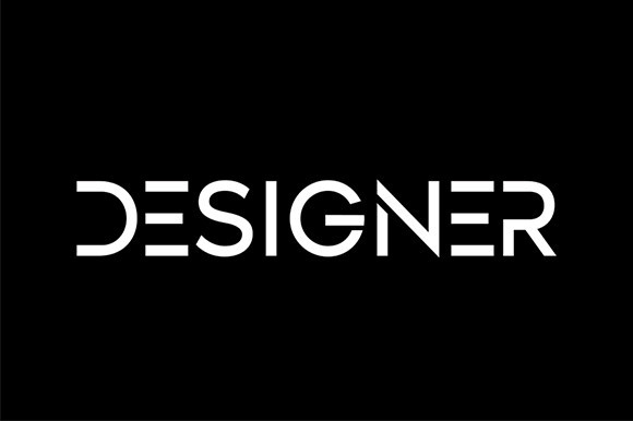 Designer Font