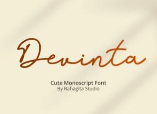 Devinta Font