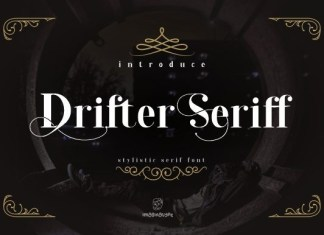 Drifter  Font