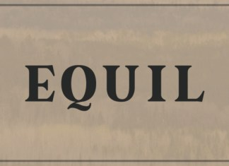 Equil Font