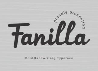 Fanilla Font