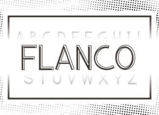 Flanco Font