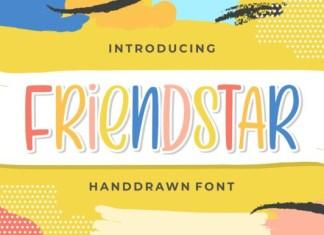 Friendstar Font