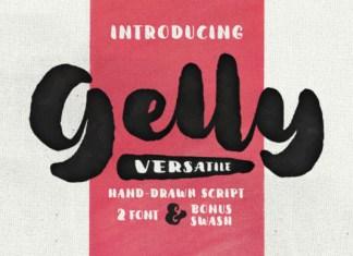 Gelly  Font