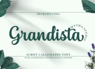 Grandista Font