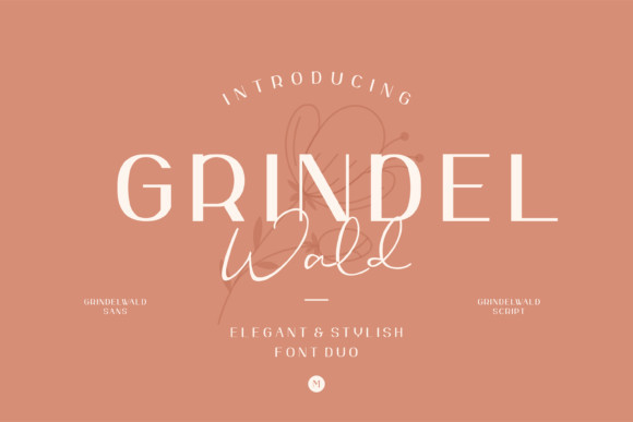 Grindelwald Font