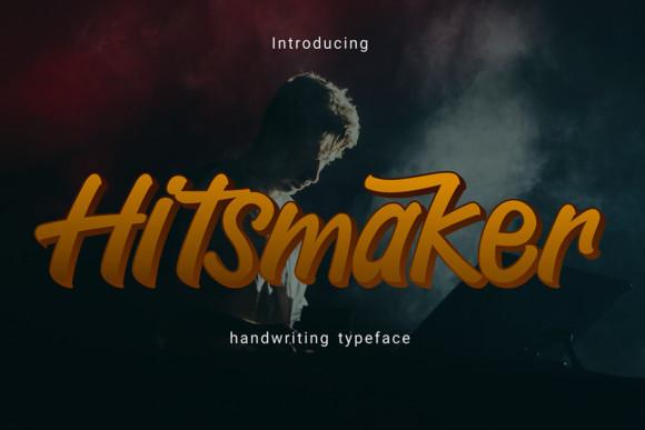 Hitsmaker Font