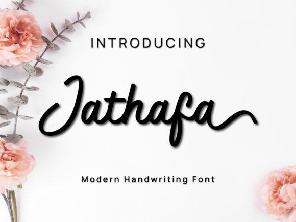 Jathafa Font