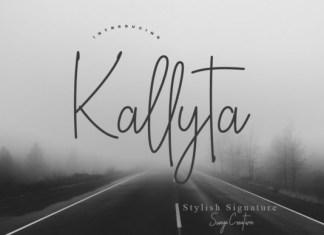 Kallyta Font
