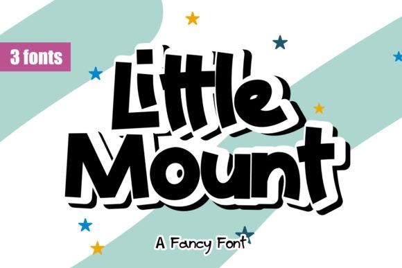 Little Mount Font