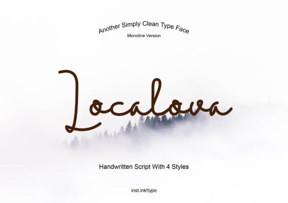 Localova Font