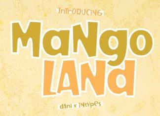 Mango Land  Font