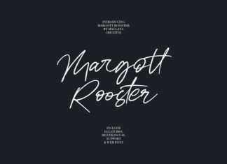 Margott Rooster Font