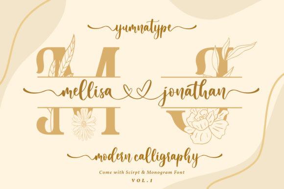 Mellisa Jonathan Font