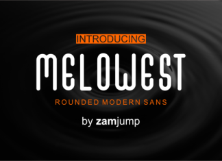 Melowest Font
