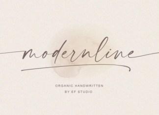 Modernline Font