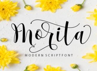 Morita Font