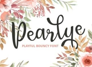 Pearlye Font