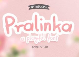 Pralinka Font