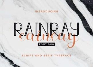 Rainray Font
