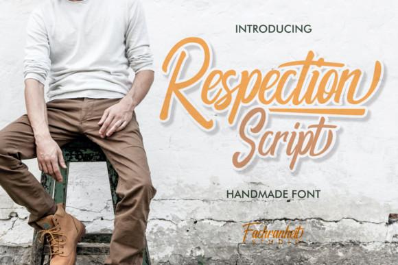 Respection Font