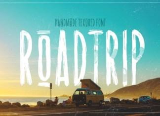 Road Trip Font