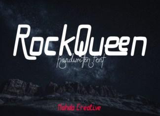 RockQueen Font