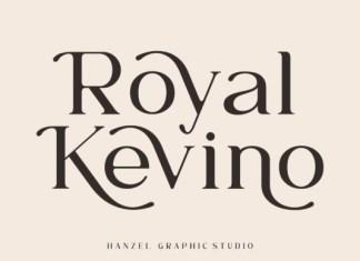 Royal Kevino Font
