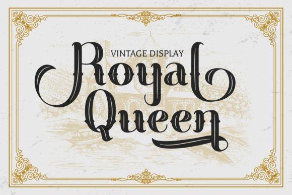Royal Queen Font