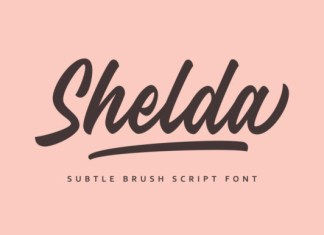 Shelda Font