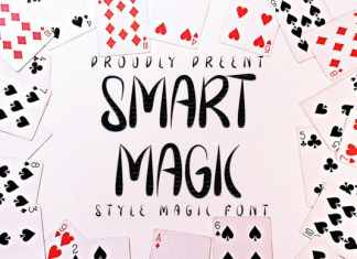 Smart Magic Font