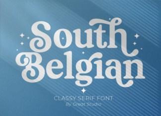 South Belgian Font