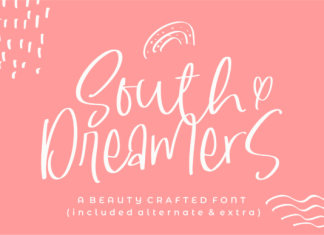South Dreamers Font