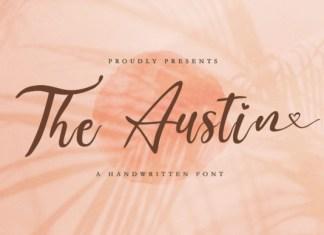 The Austin Font