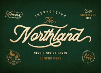 The Northland Font