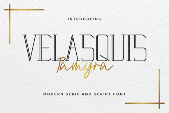 Velasquis Font