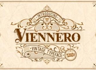 Viennero Font