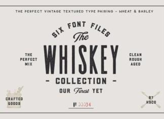 Whiskey Font