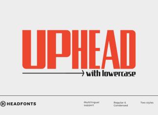 Uphead Font