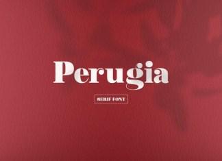 Perugia  Font