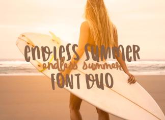Endless Summer  Font