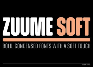Zuume Soft Font