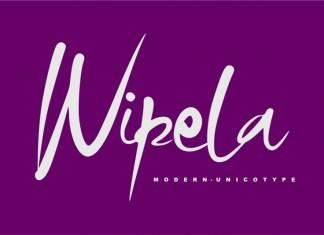 Wipela Font