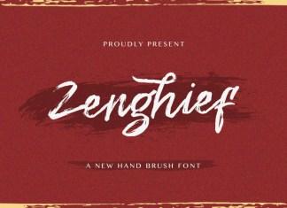 Zenghief Font